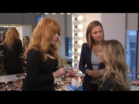 Celebrity Makeup Artist Reveals Star Beauty Secrets