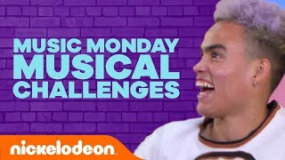 PRETTYMUCH Act Out Musical Charades of Drake, Ariana Grande & More! 🎶 | #MusicMonday