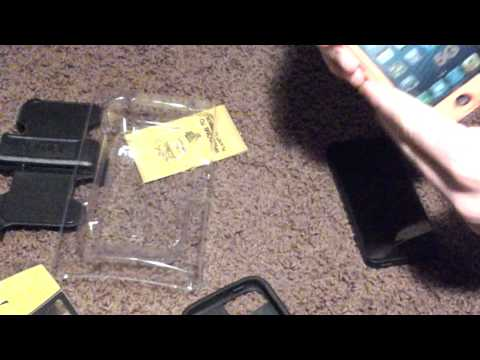 Iphone 5 Otterbox Defender Series Camo / Review