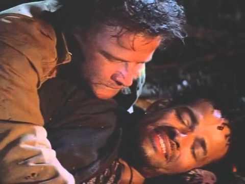 Clip from the movie GUNMEN with Christopher Lambert & Mario Van Peebles - This is Lisa, baby