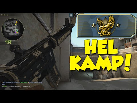 Legendary Eagle - EN HEL KAMP! - Dansk CS GO