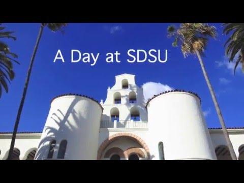 A Day at SDSU