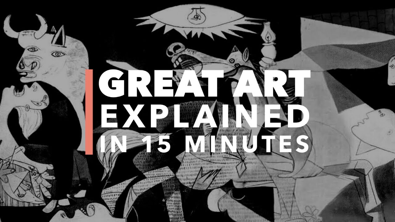 What Makes Picasso's Guernica a Great Painting?: Explore the Anti-Fascist Mural That Became a Worldwide Anti-War Symbol