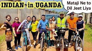How INDIAN Community treated me in Kampala, Uganda 🇺🇬 #babainafrica Ep 340