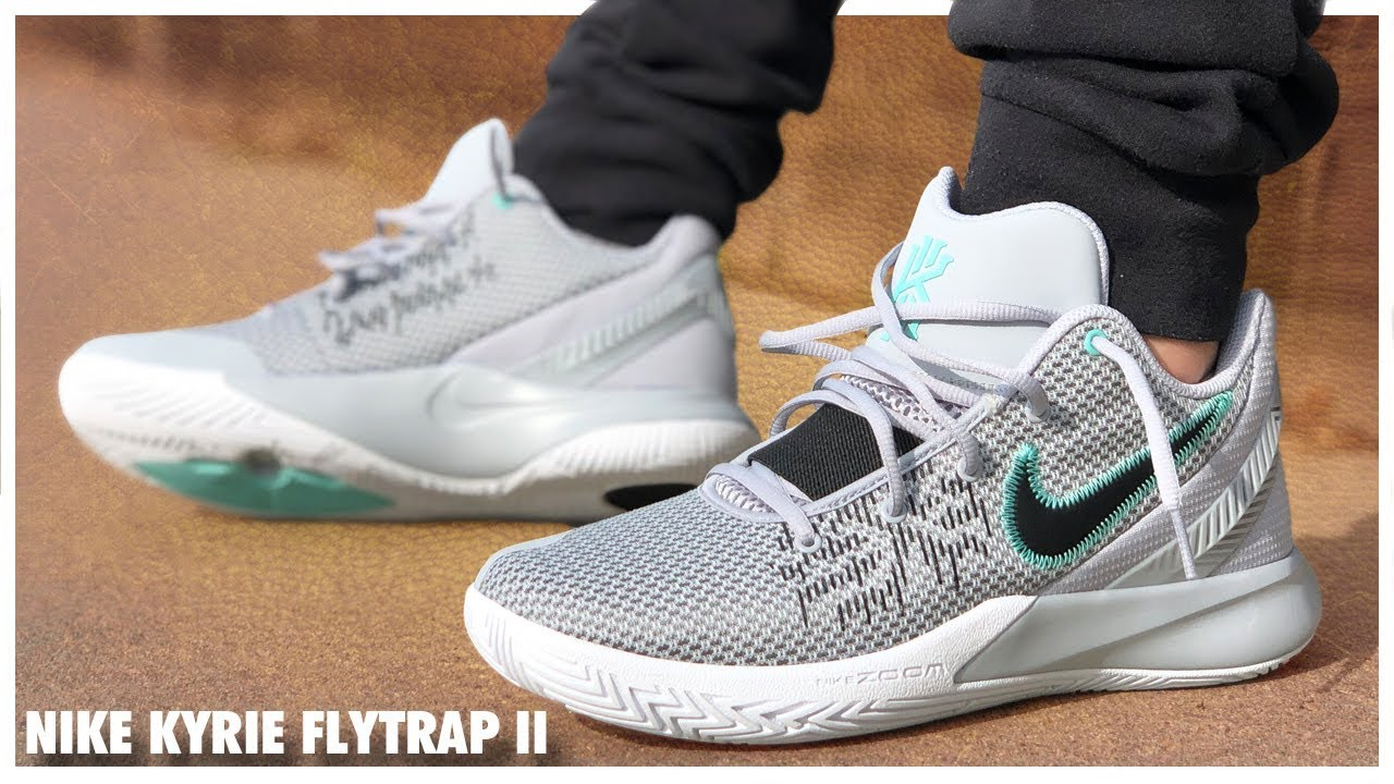finest selection b0fc6 4a398 A Detailed Look and Review of the Nike Kyrie Flytrap 2 ...