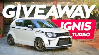 Giveaway Ignis Modified by Garasi Drift!