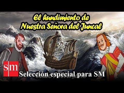 El video que el INAH no quiere que veas - El hundimiento de Nuestra Señora del Juncal.