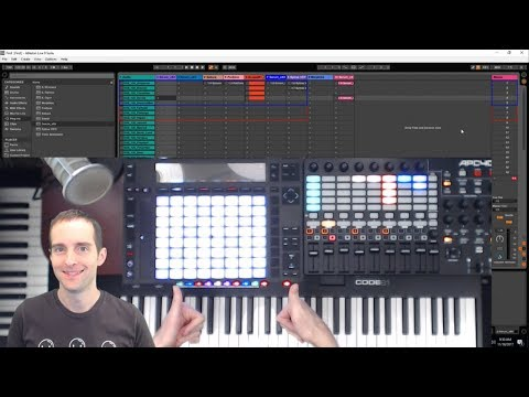 Building an EDM Radio Station in Ableton Live 9!