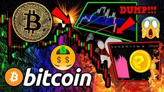 BITCOIN DANGER ZONE!!! Why BTC is STILL DUMPING & What Most People Don't Realize