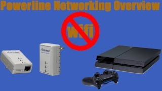 powerline adapter vs wifi with ps4