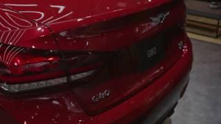 G80 Sport - Engine | Genesis Motors Canada