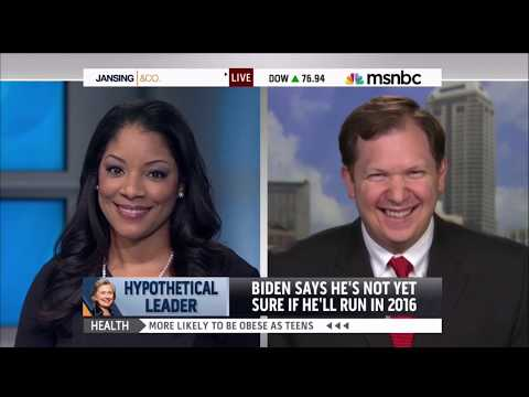 Pete Seat on MSNBC Discussing 2016 Presidential Race