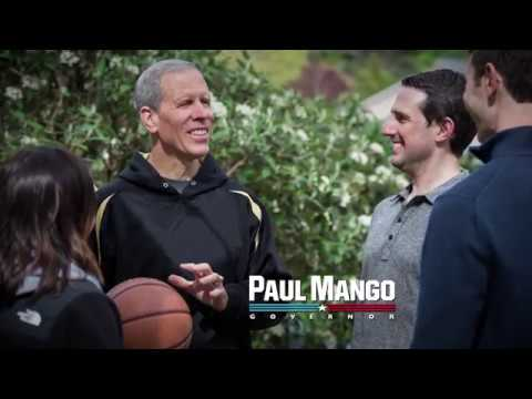 Mango for governor commercial