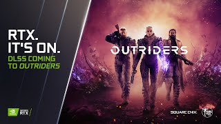 Outriders - NVIDIA GeForce RTX: DLSS Reveal [ESRB]