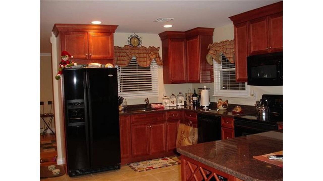Diseño de cocina con electrodomésticos negros - YouTube