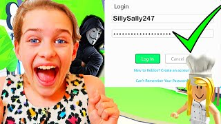 Sockie Got Her Account Back! Roblox Gaming W/ The Norris Nuts