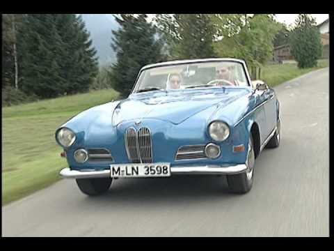 1956 to 1959 BMW 503 - YouTube