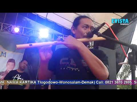 NYELEWENG - EVISTA music Live Guntur Demak