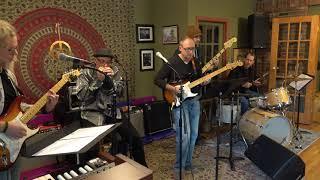 Bill Chris Bob Gary and Steve Performing Minnie The Moocher Main Street Music and Art Studio