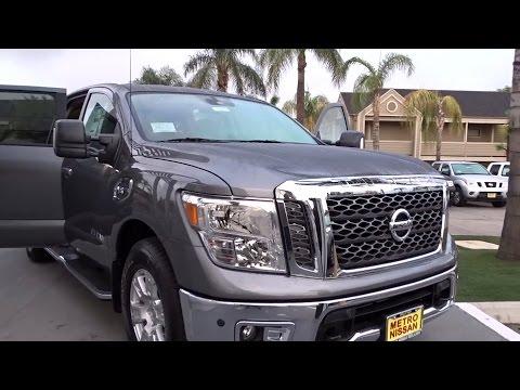2017 Nissan Titan San Bernardino, Fontana, Riverside, Palm Springs, Inland Empire, CA 35462