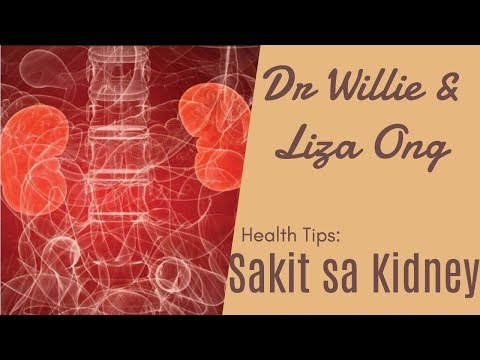 Sakit sa Kidney, UTI, Bato, Dialysis at Transplant - Dr Benita Padilla (Kidney Specialist) #1