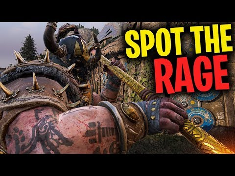 Spot the Rage - For Honor Season 5