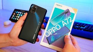 Oppo A72 - Обзор