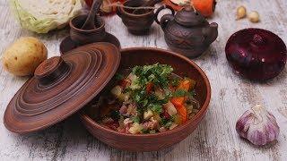 Овощной суп-рагу - Рецепты от Со Вкусом