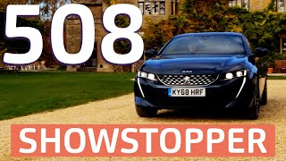 Peugeot 508 First Drive Review | Here