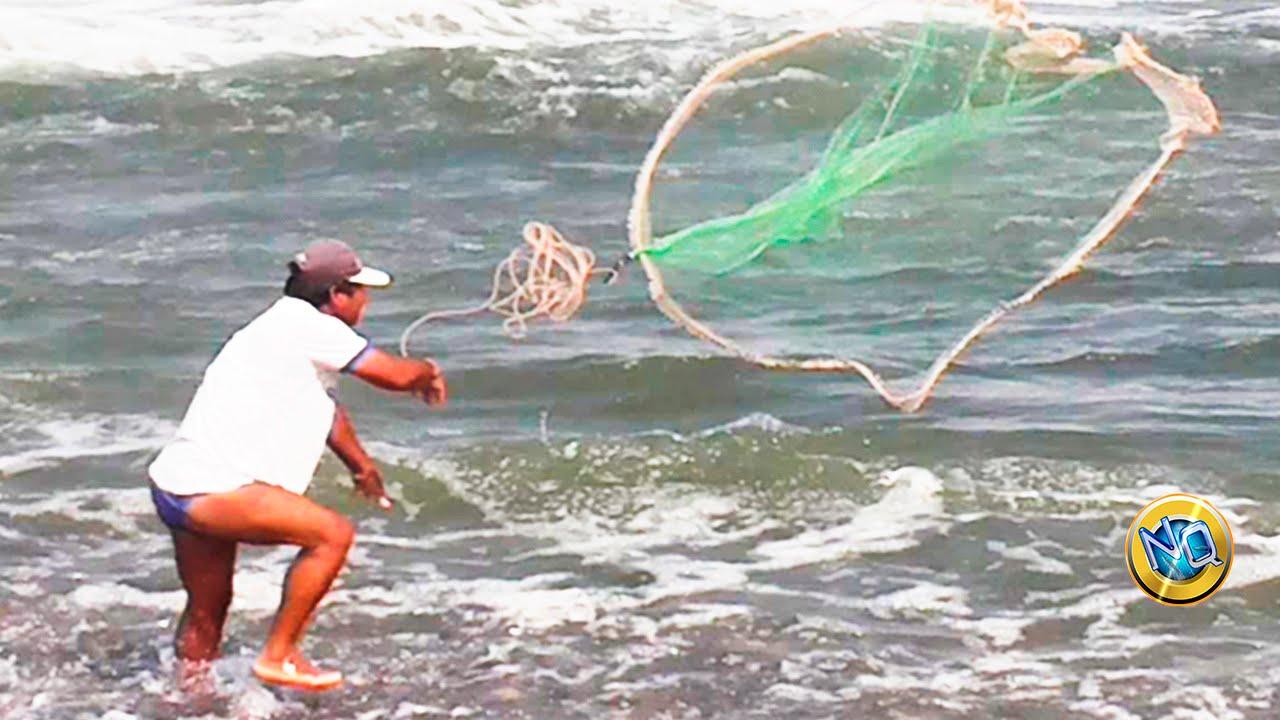 tugjob redes de pesca