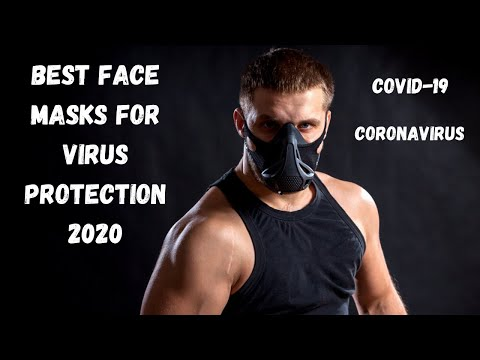 BEST FACE MASKS FOR VIRUS PROTECTION 2020