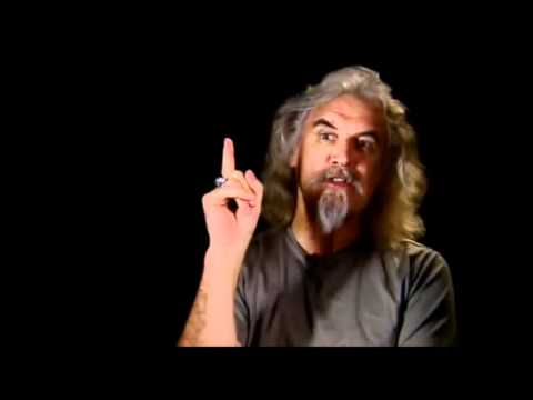 Sir Billy Connolly  Fuck Off