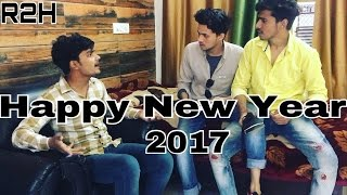 Happy New Year 2017 | Round2hell | R2H