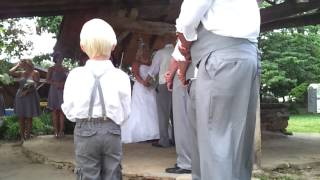 Wedding at 74 Ranch in Jasper GA.