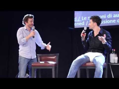 JIBcon: Rob Benedict and Matt Cohen