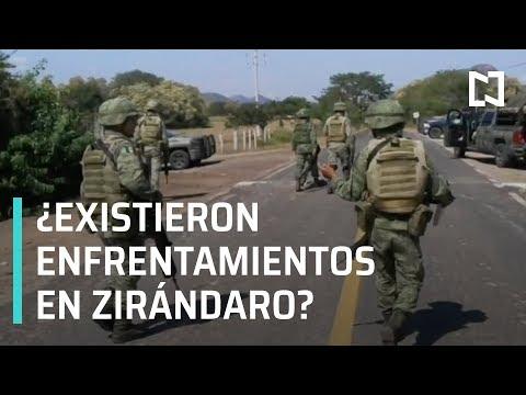 Gobernador de Guerrero desmiente enfrentamientos en Zirándaro Guerrero - En Punto