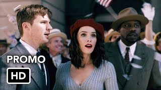 "Timeless (NBC) ""Finally Here"" Promo HD"