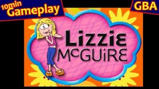 Lizzie McGuire ... (GBA)