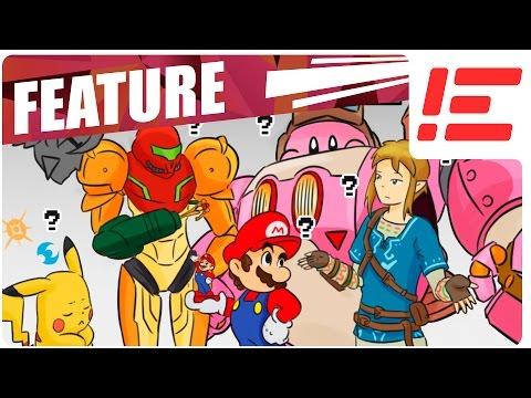 E3 Nintendo History - Part 4 (2011-2015) - Nintendo Enthusiast