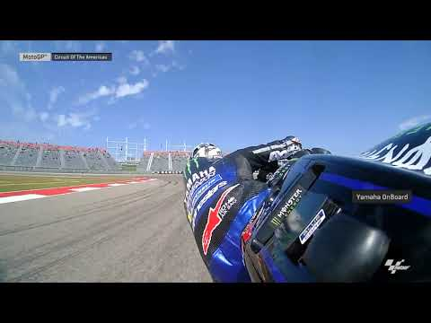 Monster Energy Yamaha OnBoard: Grand Prix of the Americas