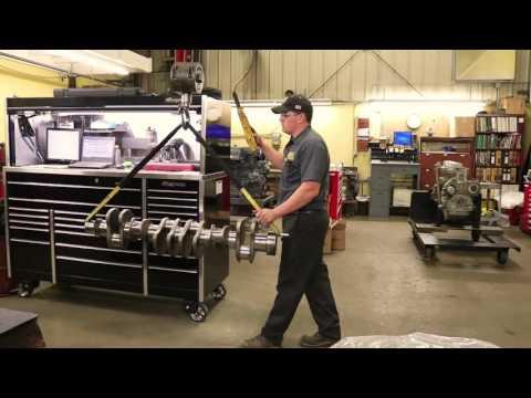 Reman Engine Video At AIS Construction Equipment