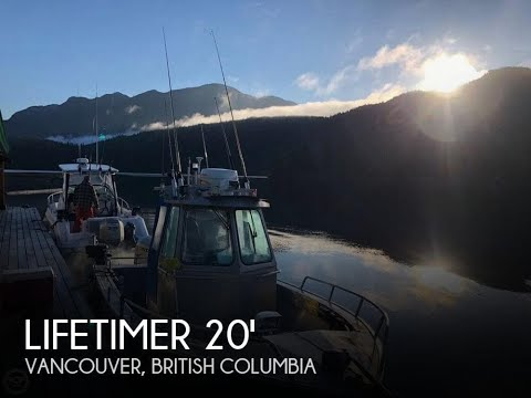 Used 2006 Lifetimer Offshore 2050 for sale in Vancouver, British Columbia
