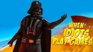 AFK Vader! (When Idiots Play Games #21)