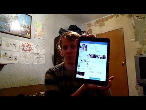News #1 - Клиент Вконтакте для IPad (Официально. Скачать)