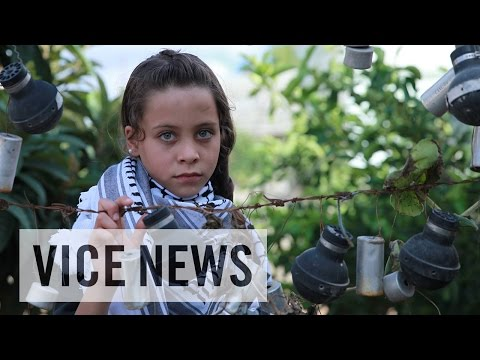 Janna Jihad, the Youngest Journalist in Palestine