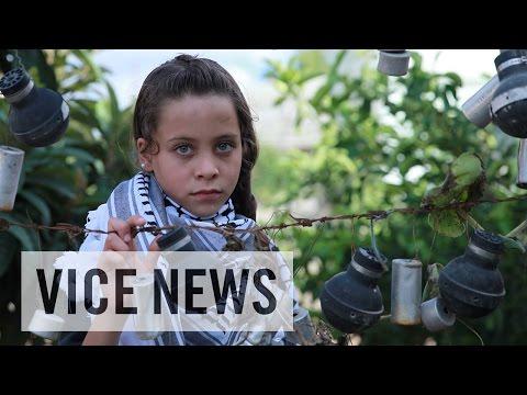 Janna Jihad, the Youngest Journalist in Palestine