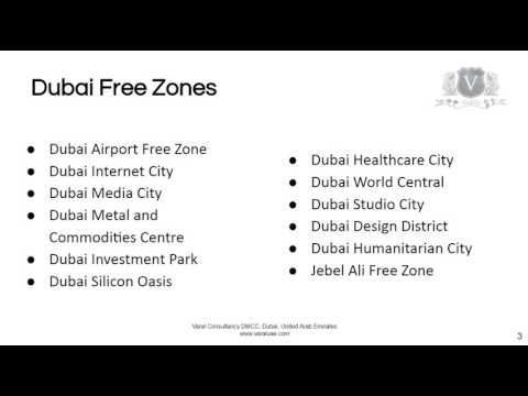 Free Zones Dubai | Discover 8 Benefits For Starting A Free Zone Company