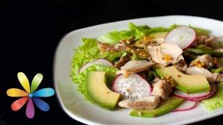 Любимый салат Наоми Кэмпбелл из тунца с авокадо - Все буде добре - Выпуск 630 - 07.07.15