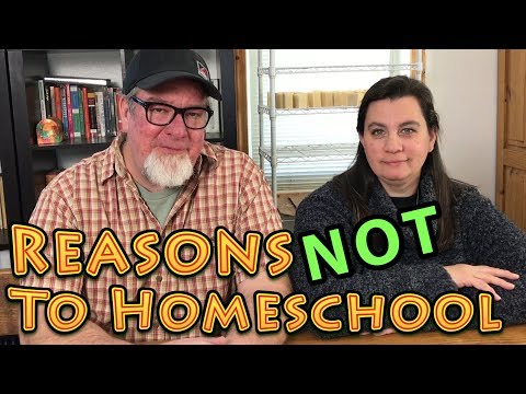 Reasons NOT To Homeschool