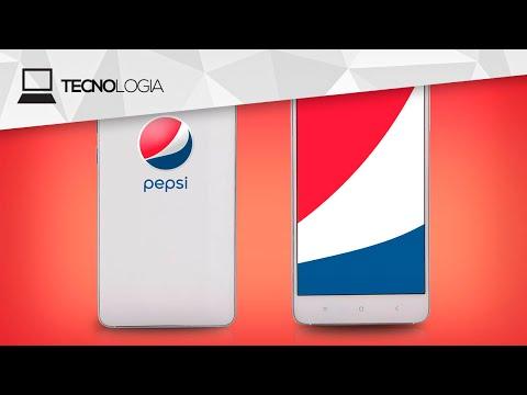 CELULAR SABOR COLA? Pepsi vai lançar seu próprio smartphone!